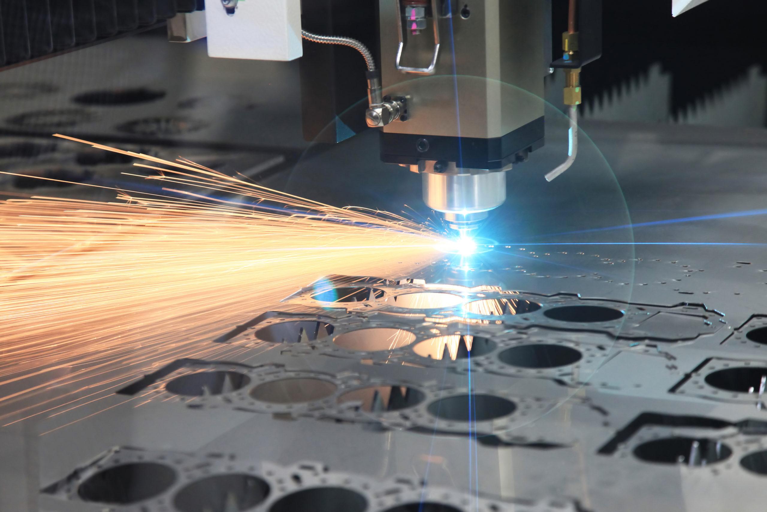 Laserbearbeitung, Laserschneiden